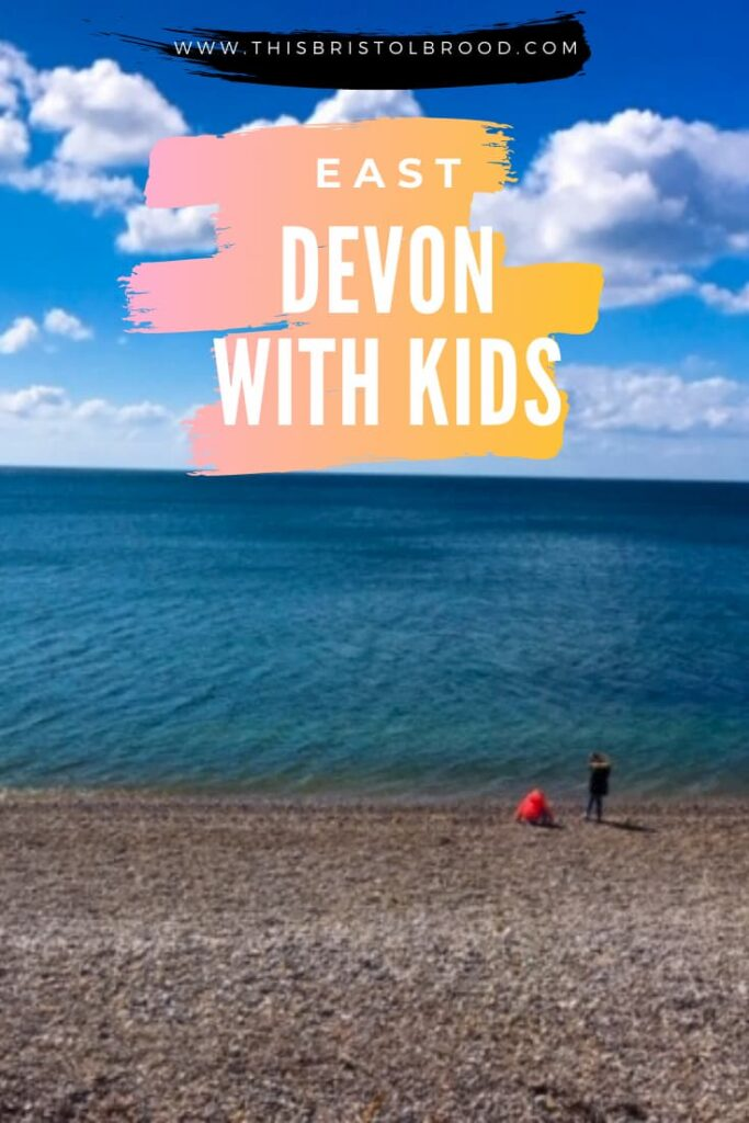 Things to do in East Devon with kids: weekend itinerary