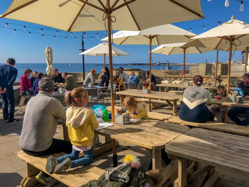 Lyme Regis Devon restaurant, eating out