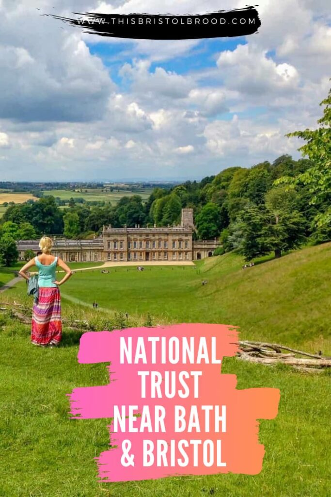 national trust near Bath and bristol: days out with kids