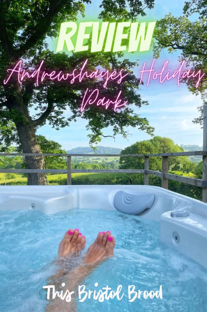 Review: Andrewshayes lodge with hot tub Devon