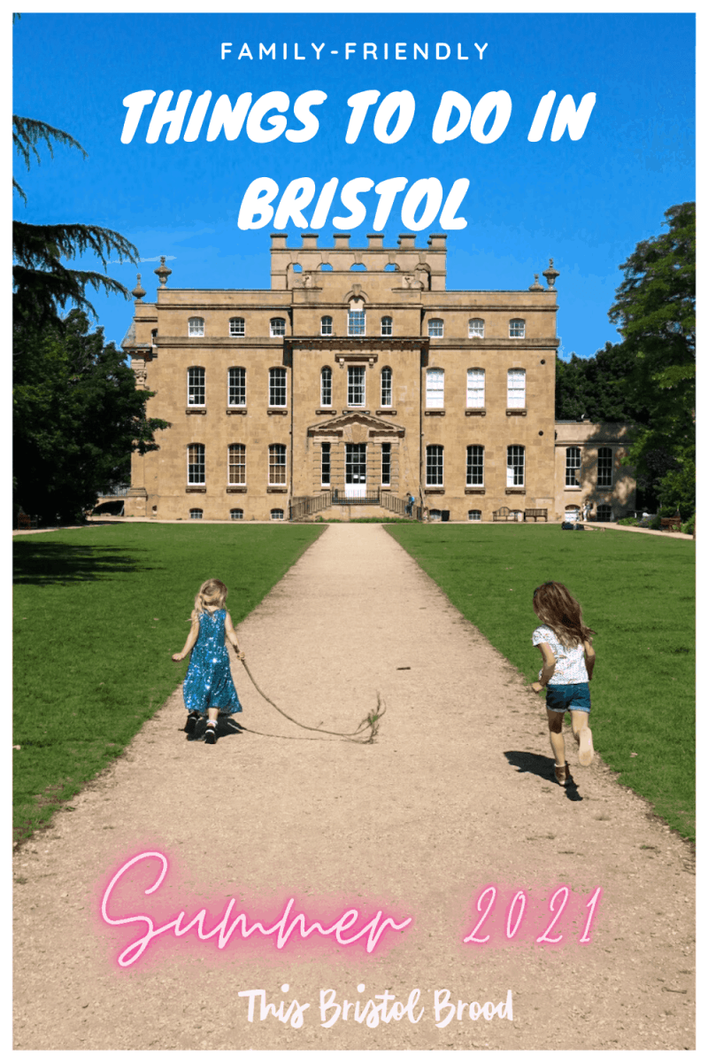 Things to do in bristol summer 2021