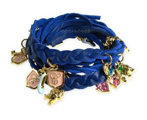 Disney wrap charm bracelet