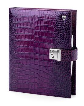 purple croc
