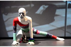 One of Bowie's Famous Costumes