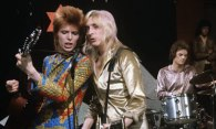 David Bowie performing Starman on Top of the Pops