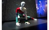Kansai Yamamoto Knitted Bodysuit