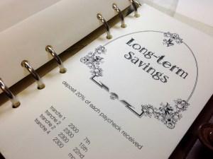 20 TBL setup envelope savings