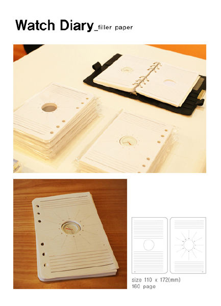 Filofax refills for this system