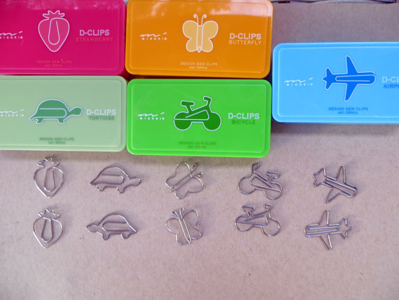 Cute paperclips - find them here
