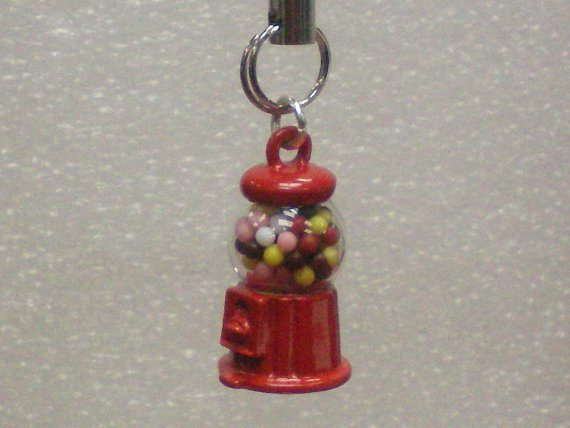 Gumball charm - find it here