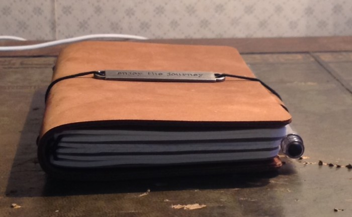 Fits the 3 notebooks perfectly with room to spare