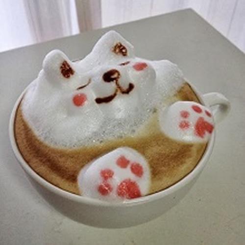 latte_art_cat_in_coffee_10