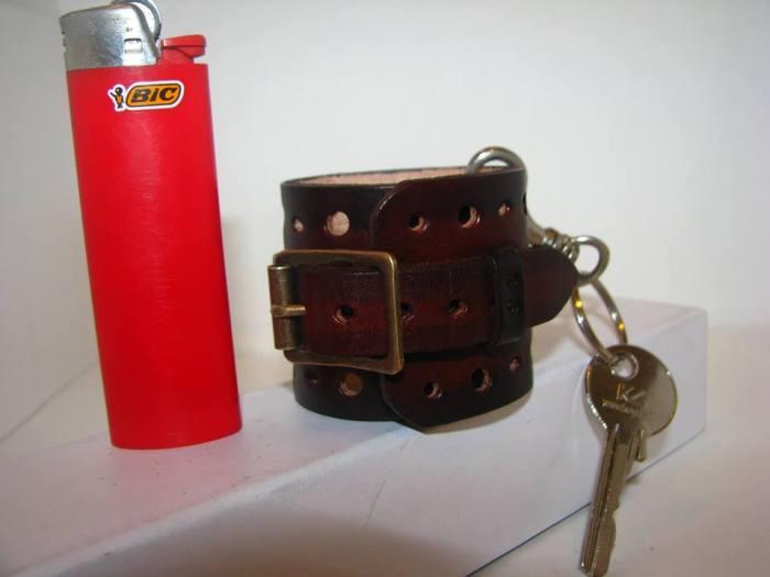 A Salty Dog keychain - isn't it cute?