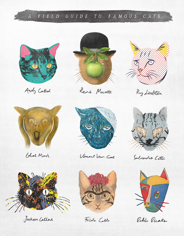 famous cats