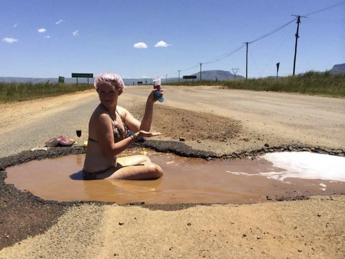 pothole-bath
