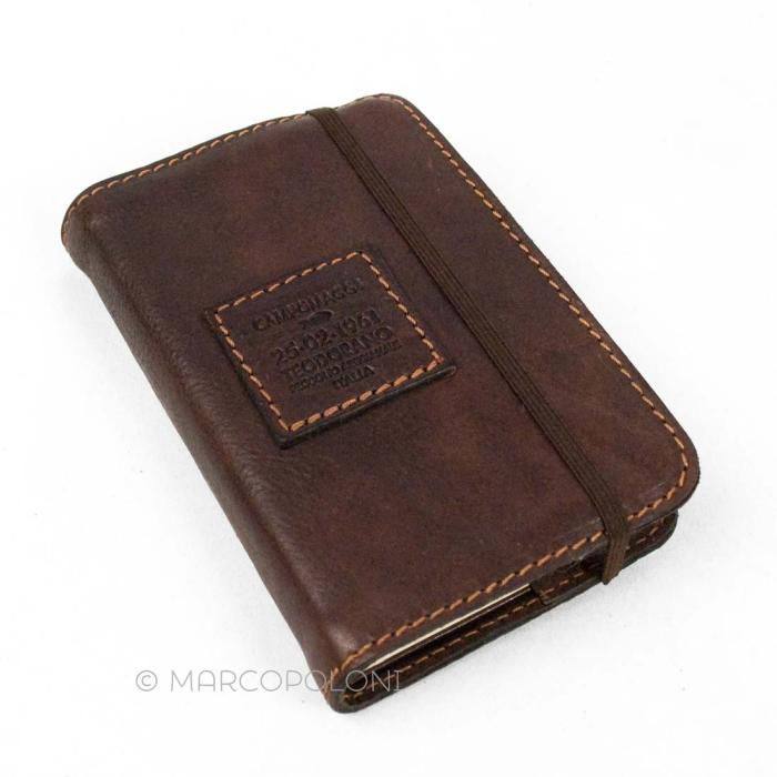 AGENDA-Writing-Journal-with-Leather-Cover-Espresso-2