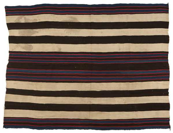 The Navajo blanket story