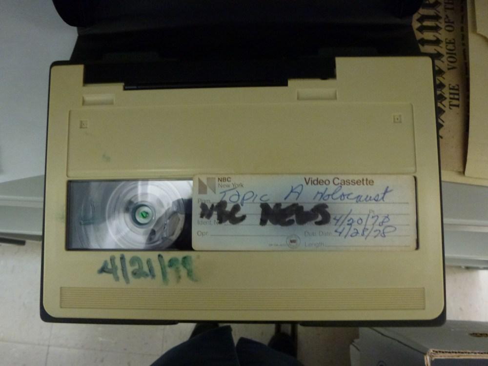 Audiovisual Material (4/4)