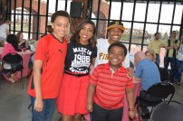 My nephew and cousins!