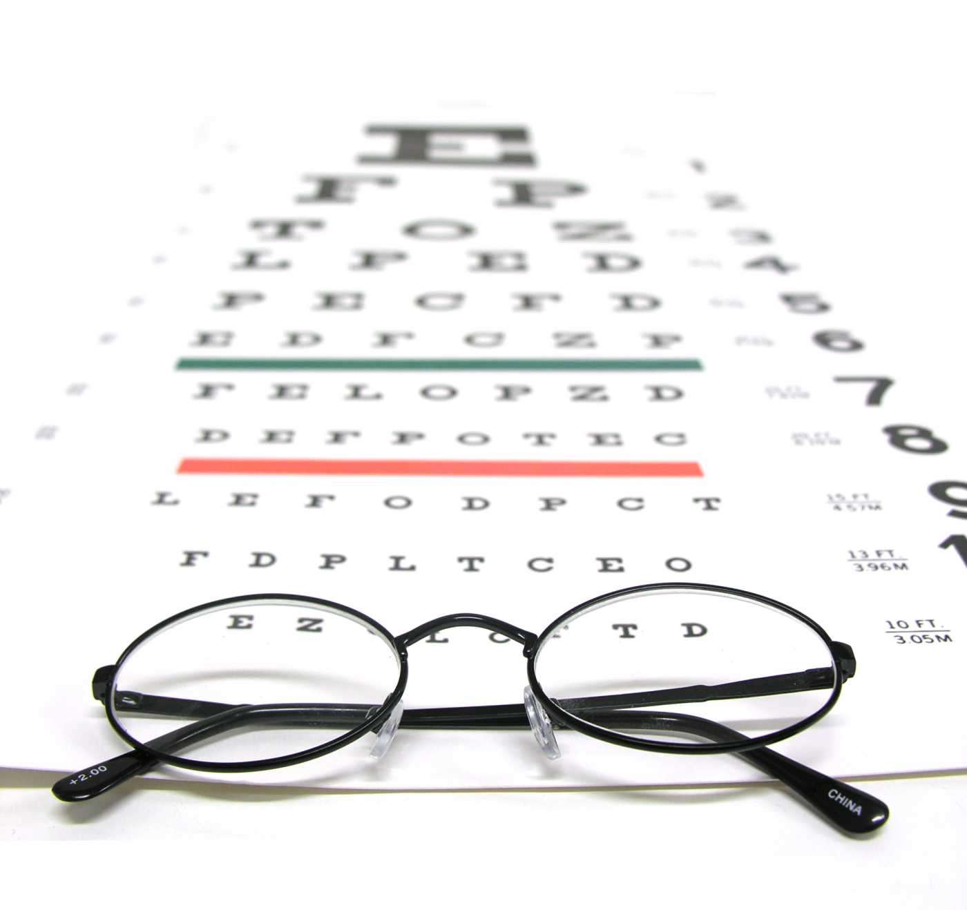 Photo.Medical.an eye test vision chart.SS752553.color.HiRes