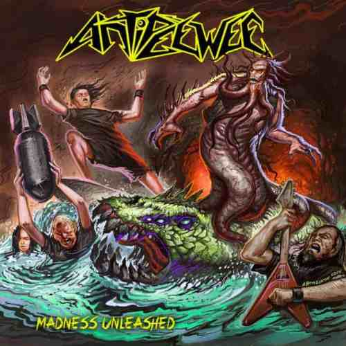 Antipeewee - Madness Unleashed