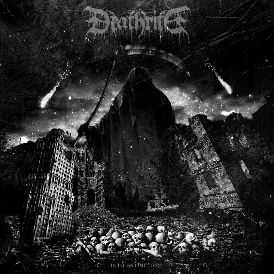 deathrite into extinction cover