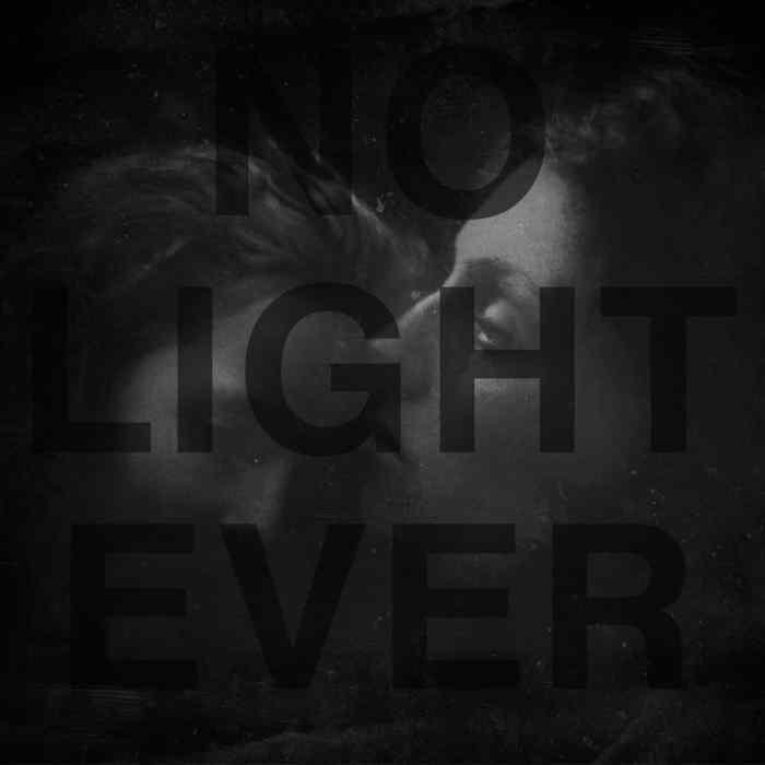 Glacier No Light Ever Cover