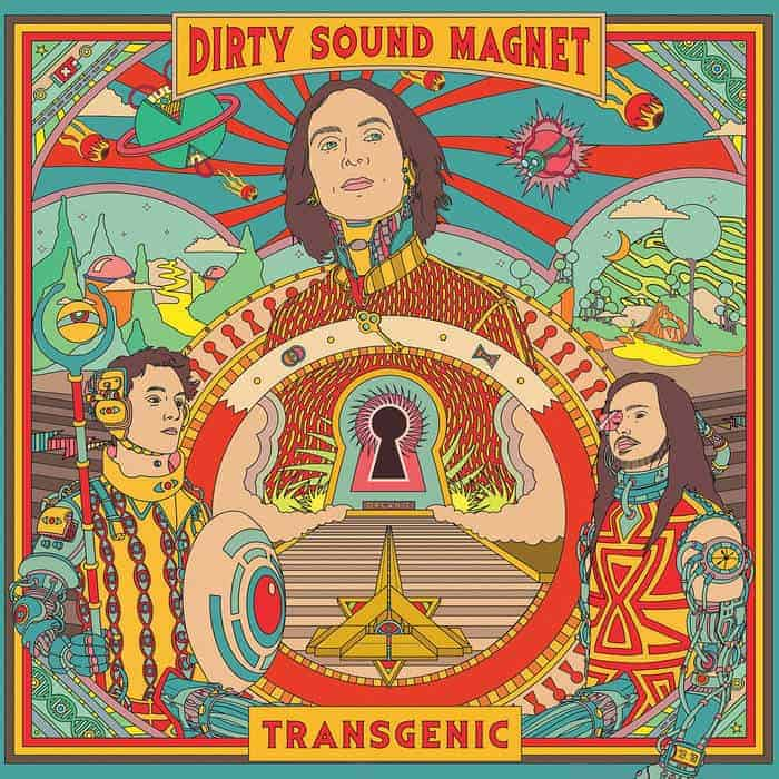 Dirty Sound Magnet - Transgenic cover