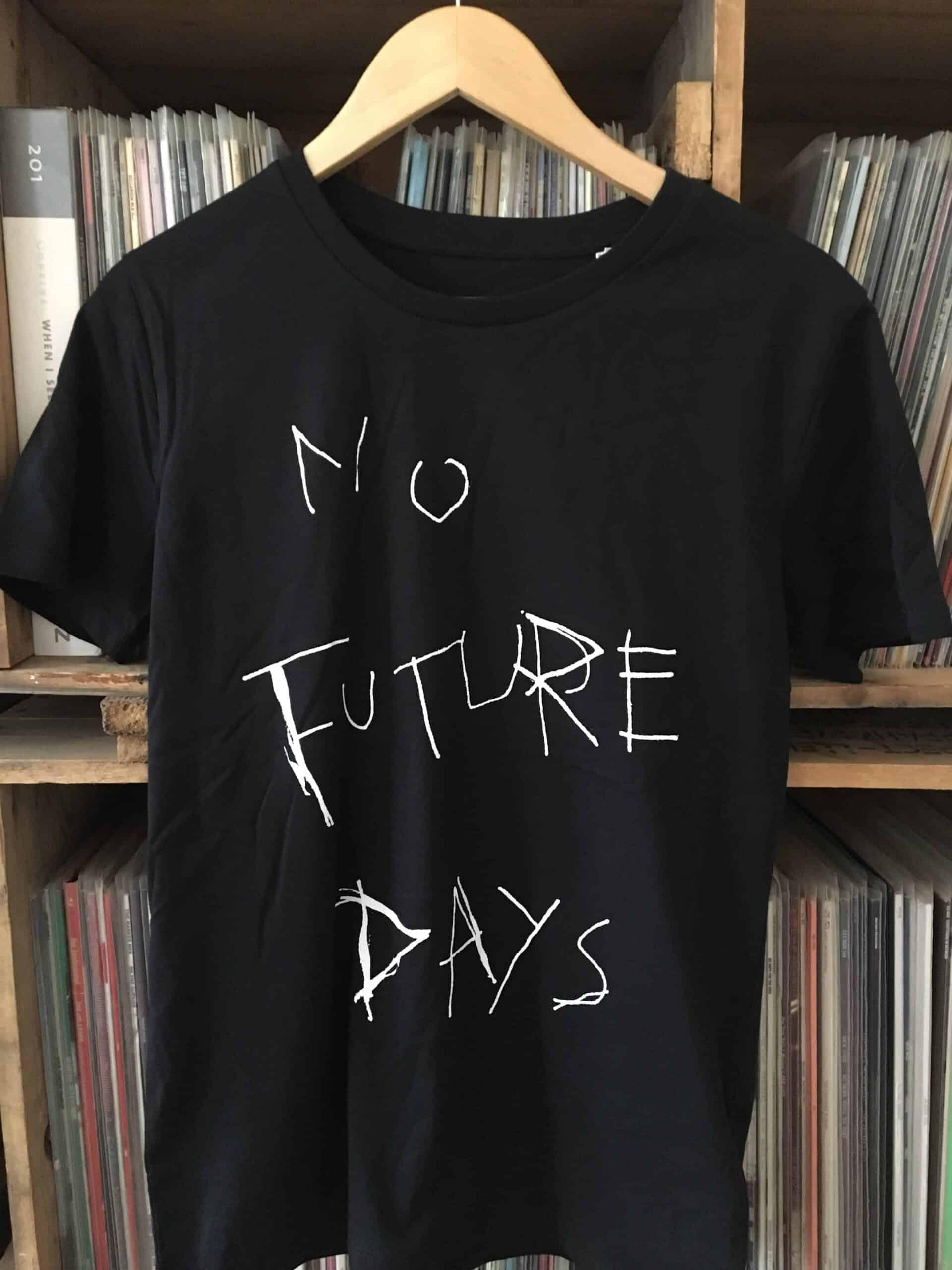 Messer No Future Days Shirt Black