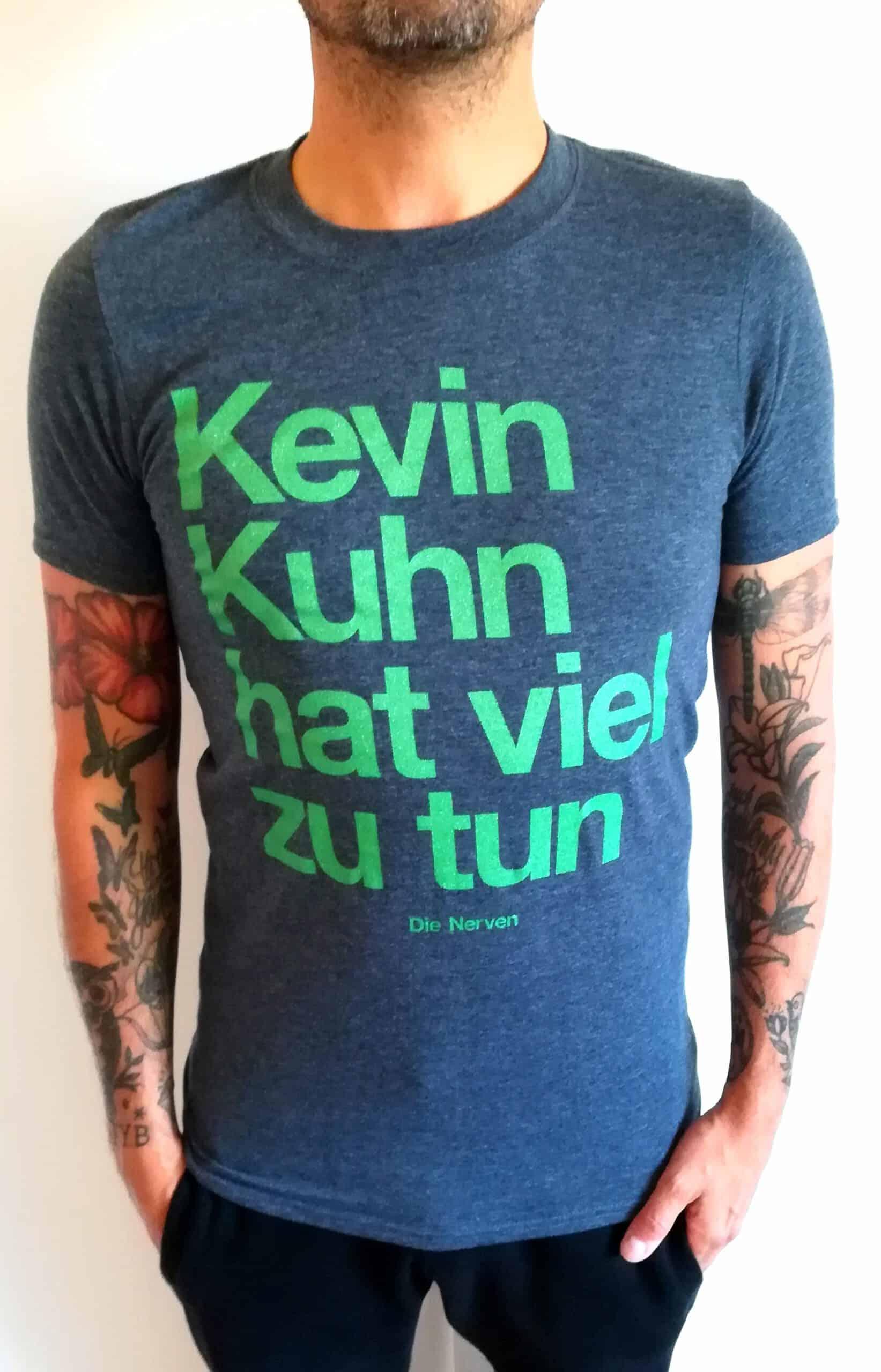 Die Nerven - Kevin Kuhn Shirt