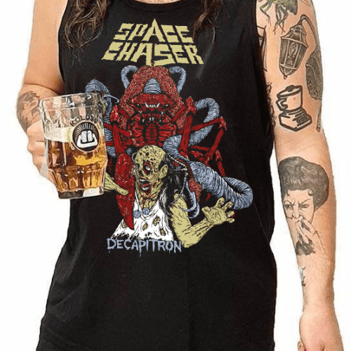 Space Chaser Decapitron Tanktop_mockup