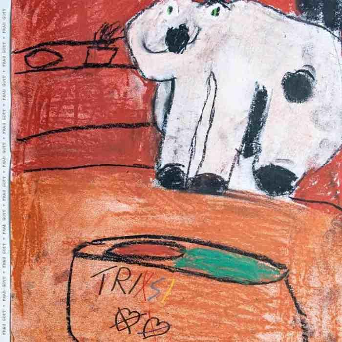 Trixsi Frau Gott Cover