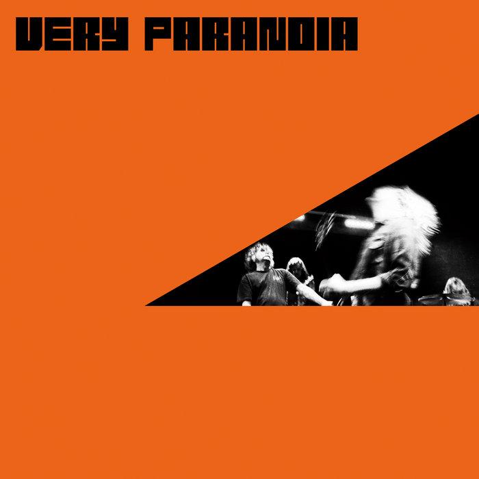 Very Paranoia cover