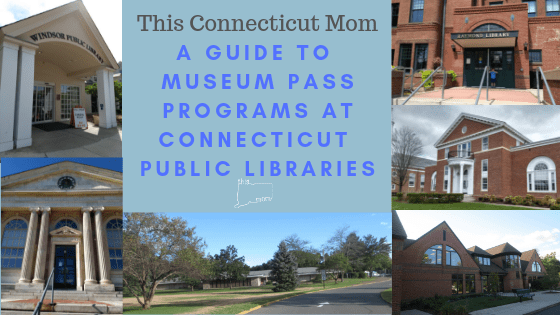Museum Passes at Connecticut Libraries