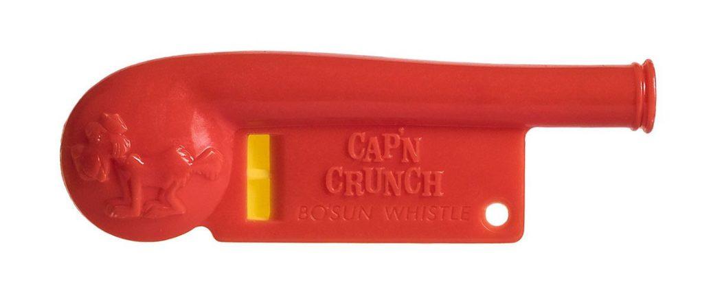 Captain Crunch Whistle