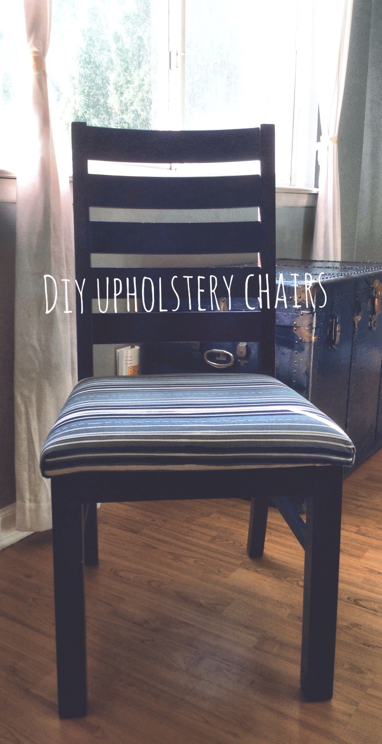 Upholstered Kitchen Chairs Diy Upholstered Kitchen Chairs This Creative Child