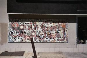 South Street Love People Mosaic