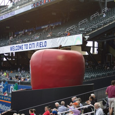 The Apple at Citi Field