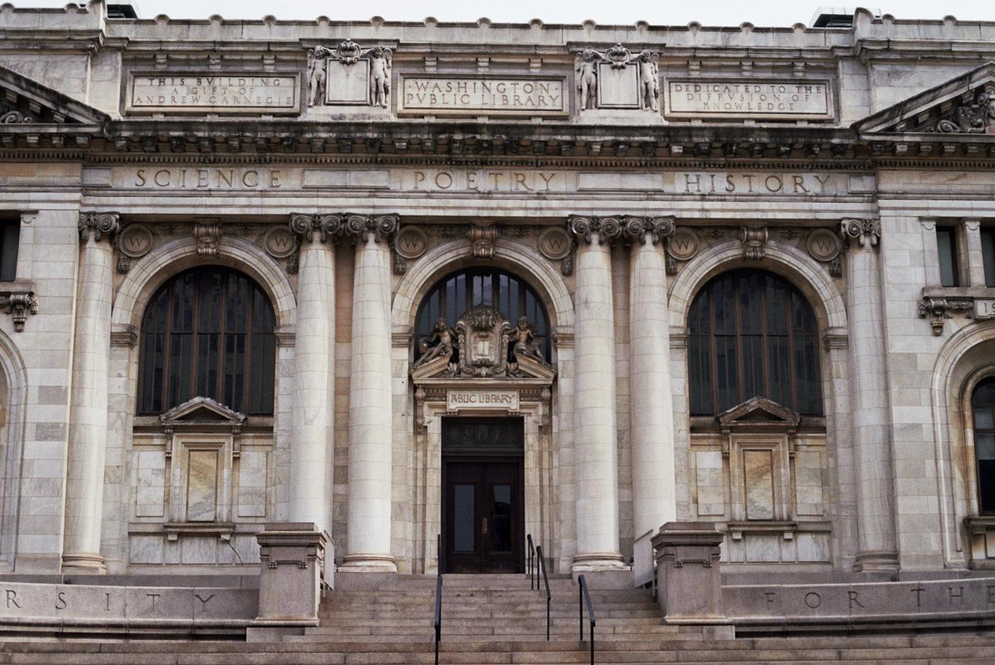 Carnegie Library at Mt. Vernon Square