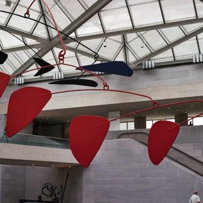 Alexander Calder, National Gallery of Art, East Building