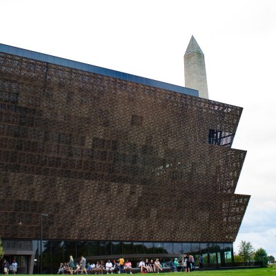 National Museum of African American History and Culture and Wash