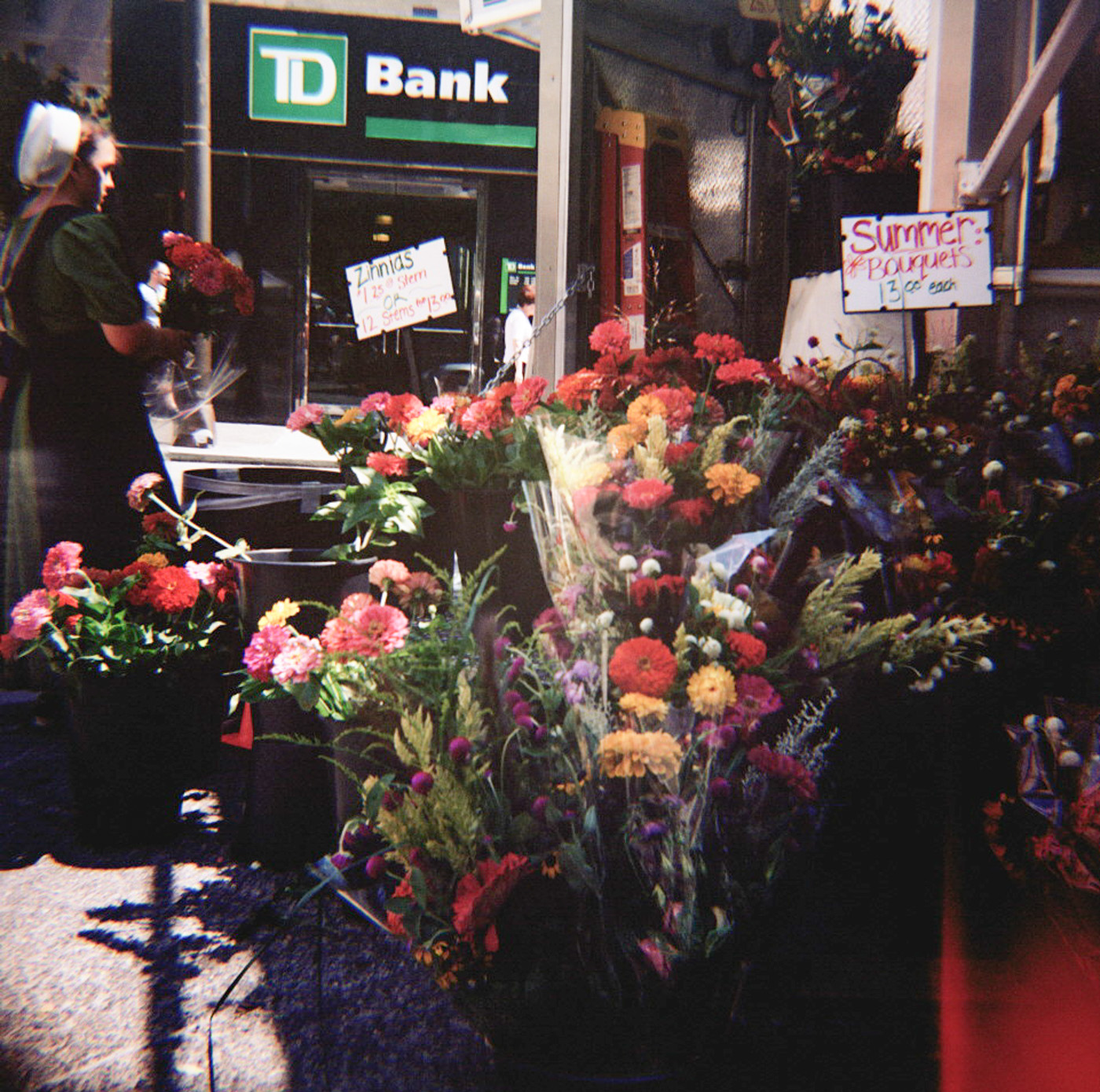Farmers' Market Flowers
