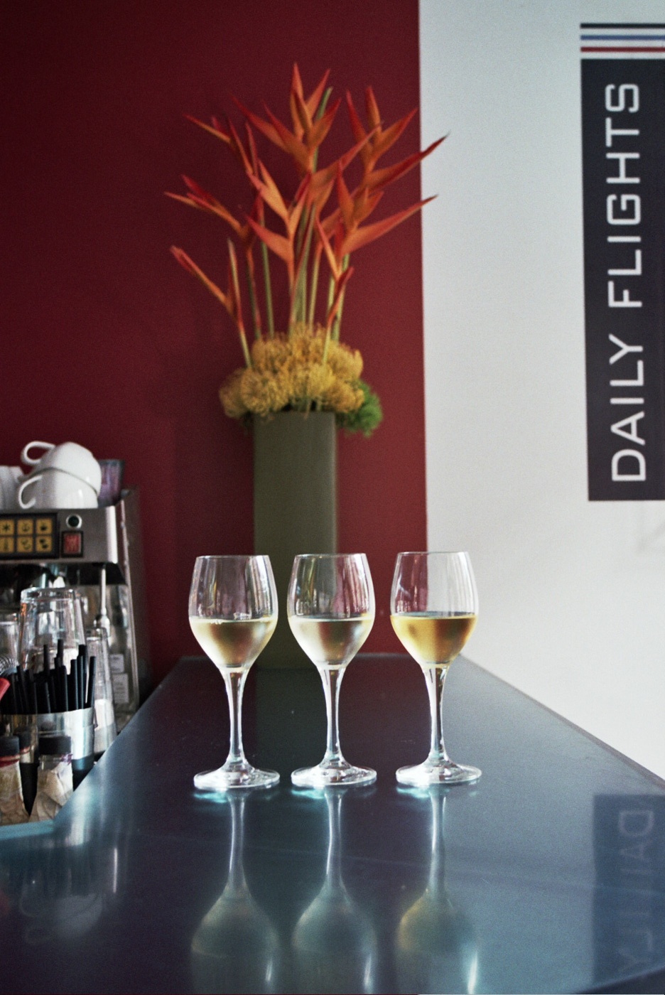 Daily Flight at Jet Wine Bar