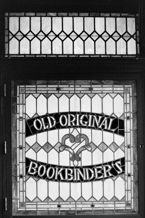 Old Original Bookbinders