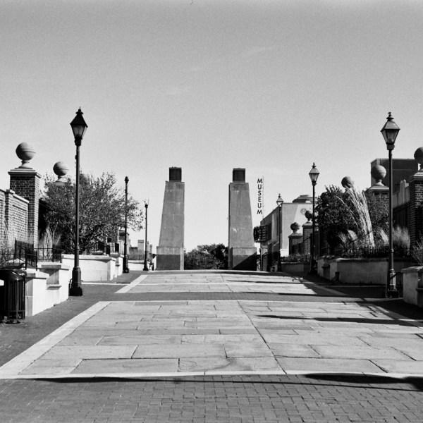 Walnut Street Pedestrian Bridge