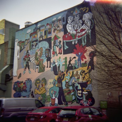 Adams Morgan Mural
