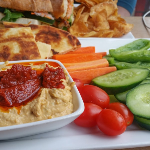 Harissa Hummus at Tryst