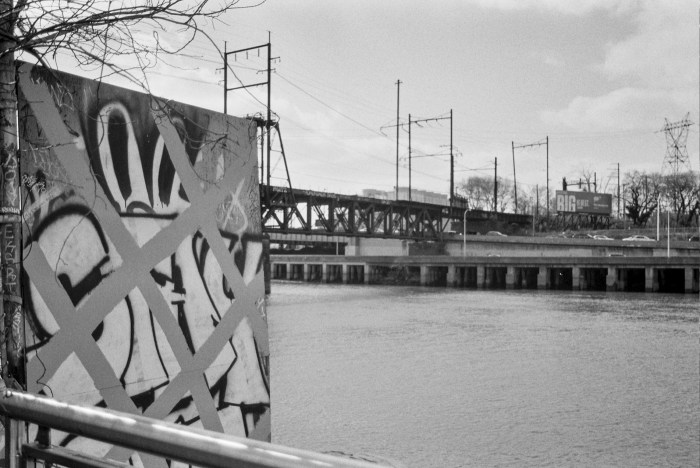 Schuylkill Banks South to Christian