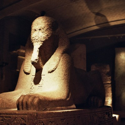 Sphinx at Penn Museum