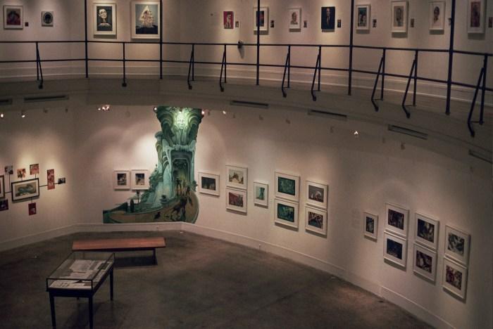 Charles Santore Exhibit at Woodmere Art Museum